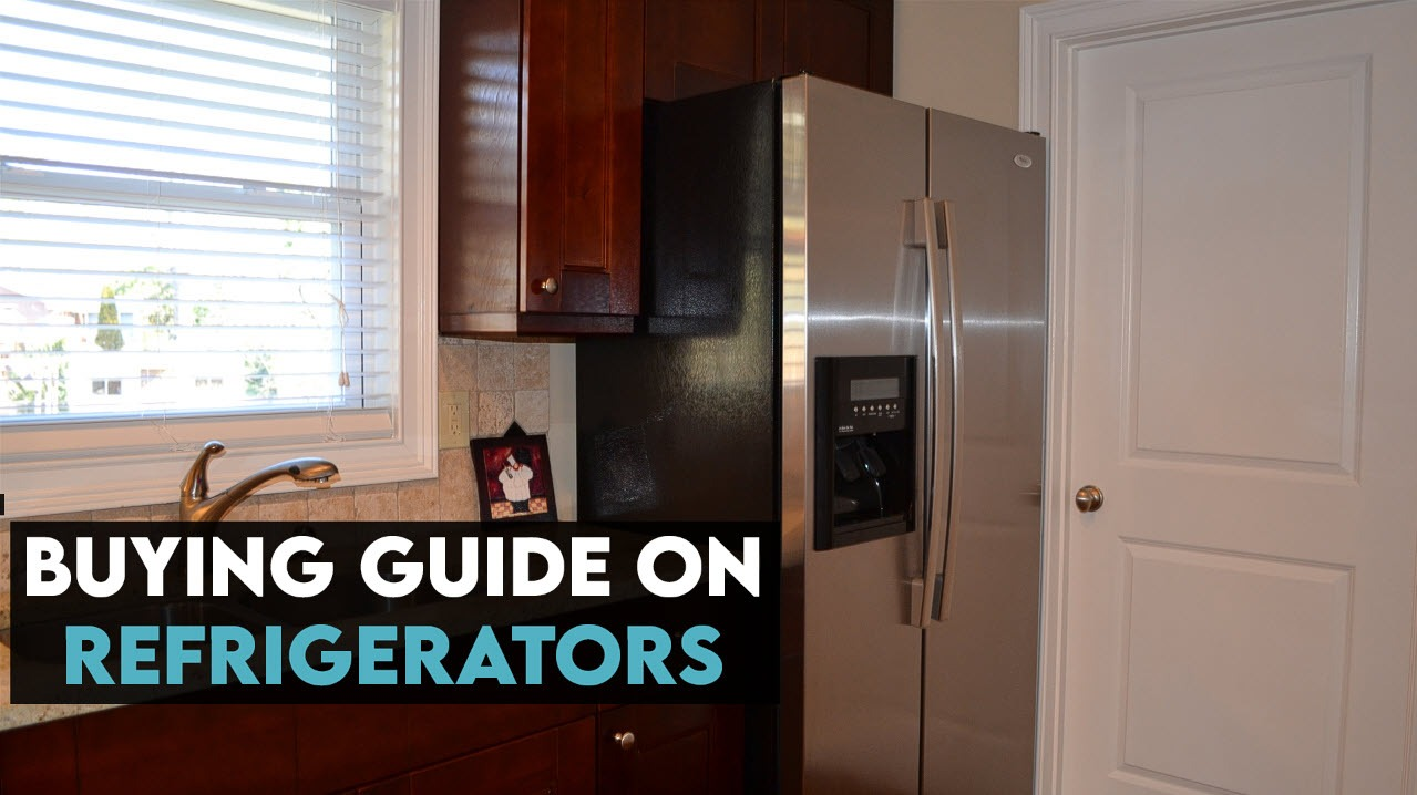 Buying Guide on Refrigerators