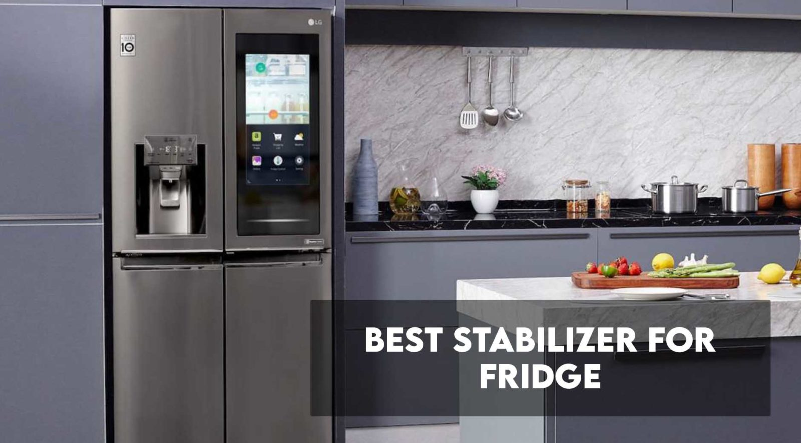 Best Stabilizer For Fridge