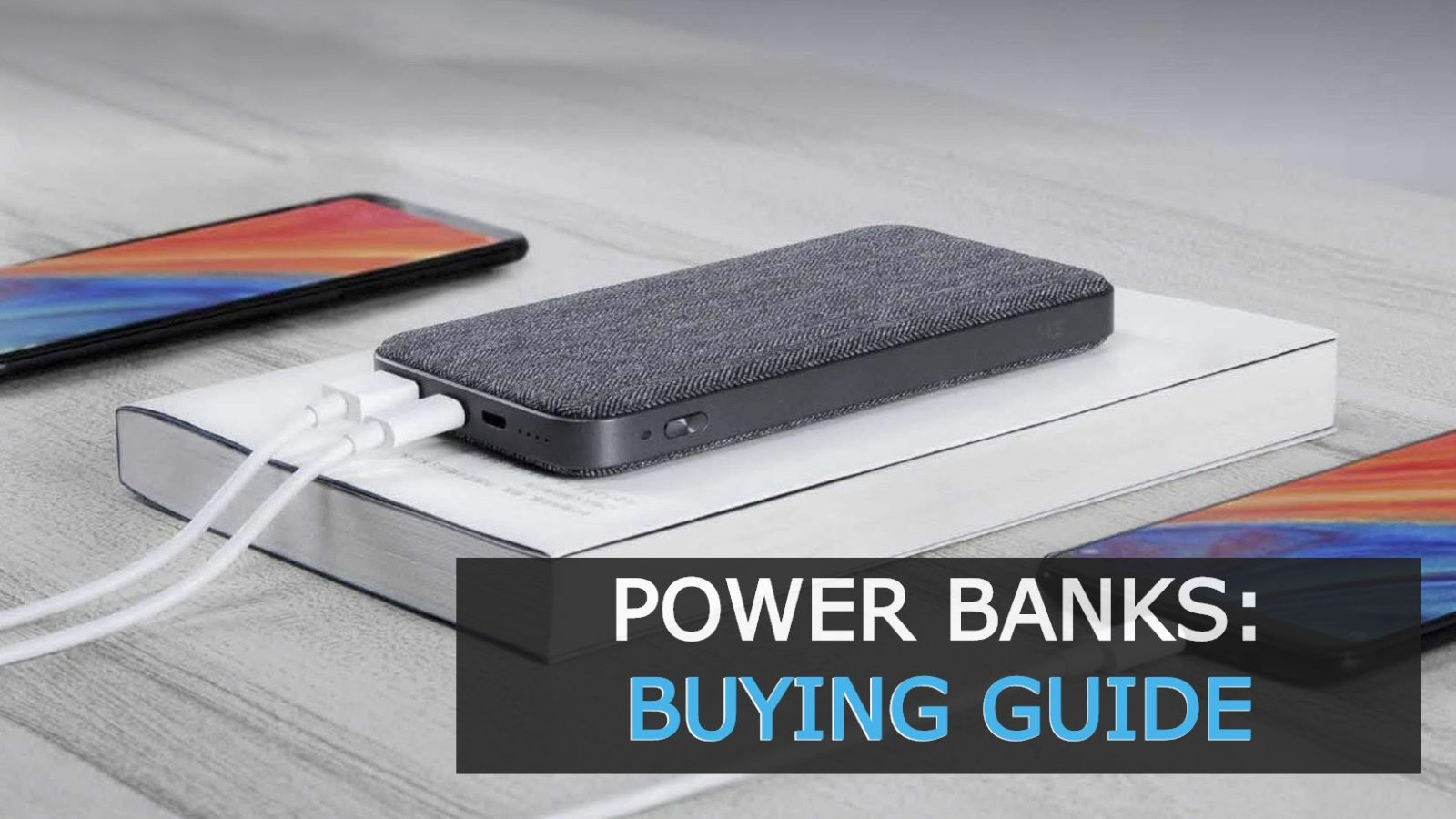 power bank buying guide