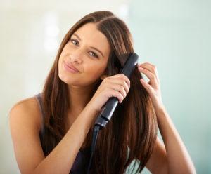 top models of hair straightener