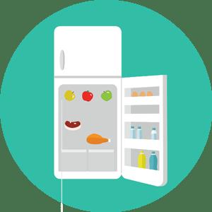 Refrigerator etg