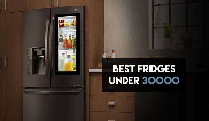 best fridge under 30000