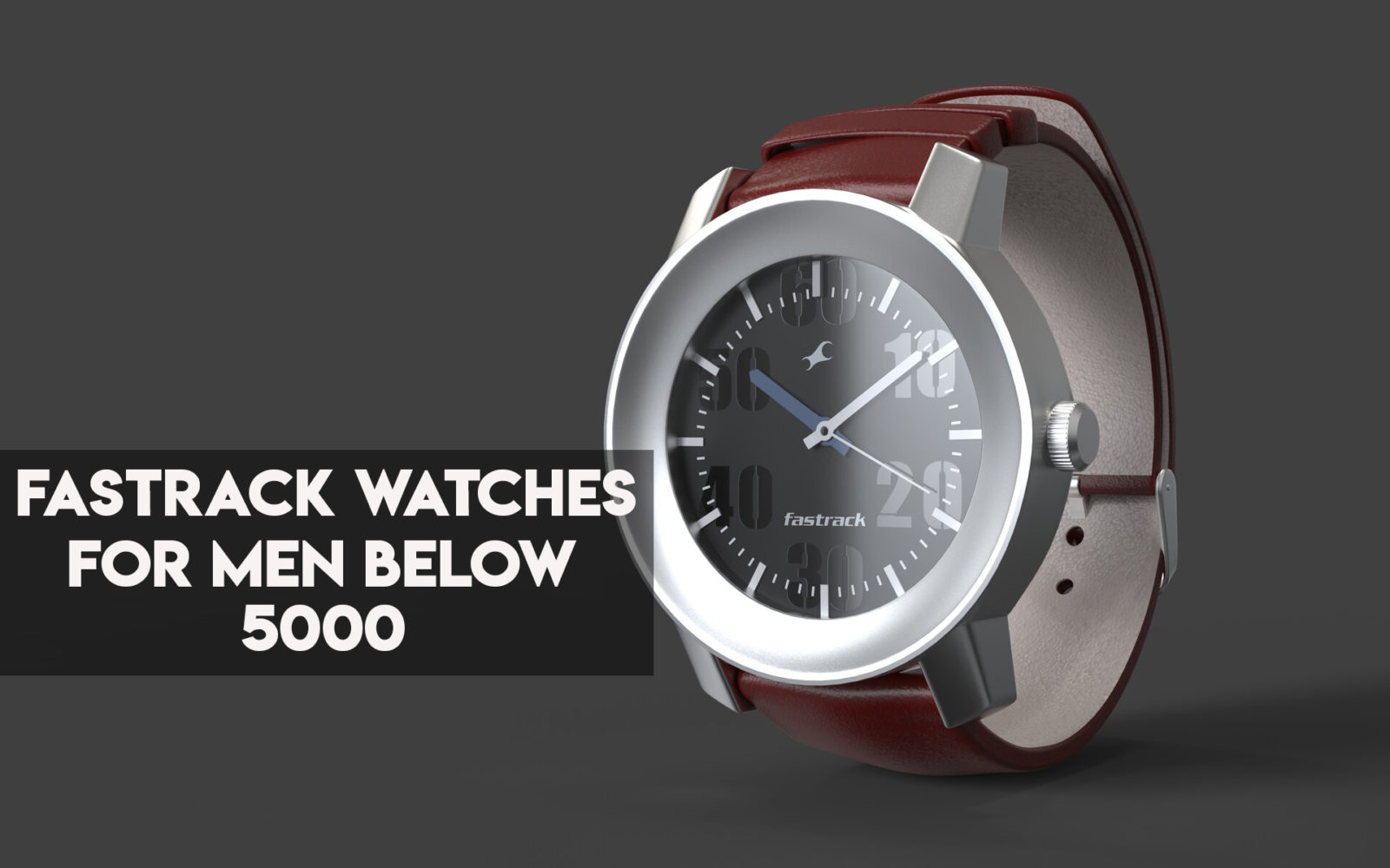 Fastrack Watches for Men below 5000