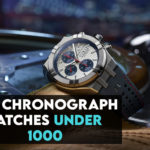 7 Best Chronograph Watches Under 1000$ in 2021 【Reviewed】