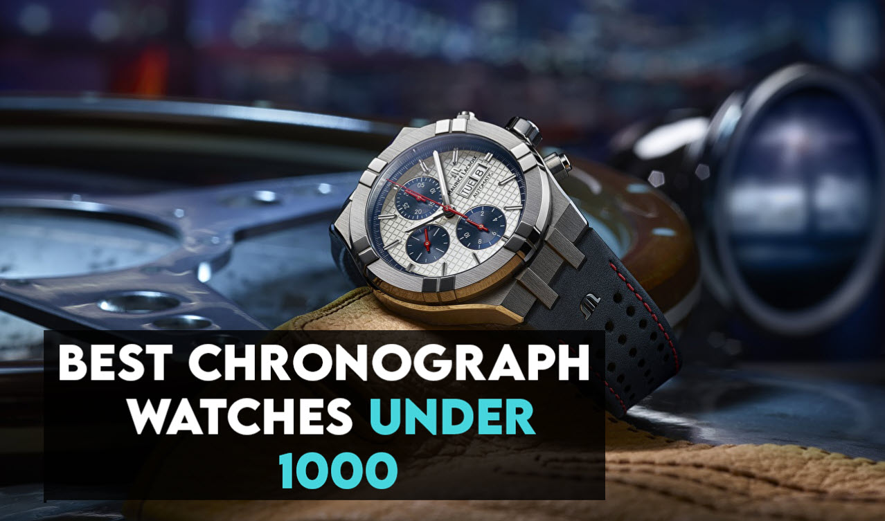 best chronograph watches under 1000