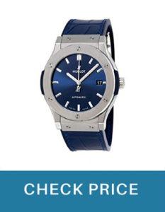 Hublot Classic Fusion Automatic Blue Men's Watch