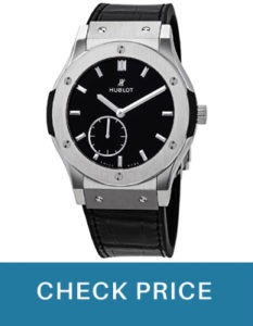 Hublot Classic Fusion Ultra-Thin Titanium Men's Watch