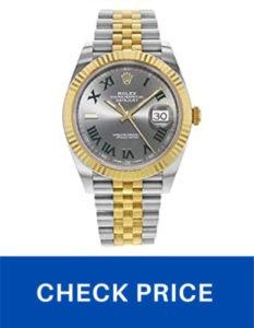 Rolex DateJust Yellow Gold 41