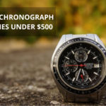 7 Best Chronograph Watches Under $500 in 2021【Reviewed】