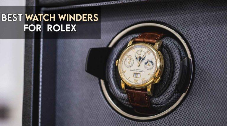 Best watch winder for rolex