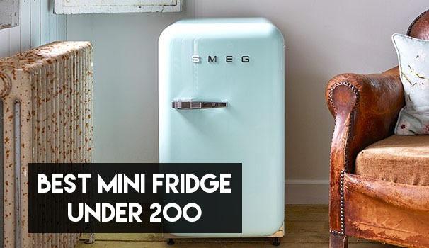 best mini fridge under 200